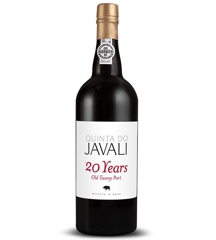 Quinta do Javali 20 anos