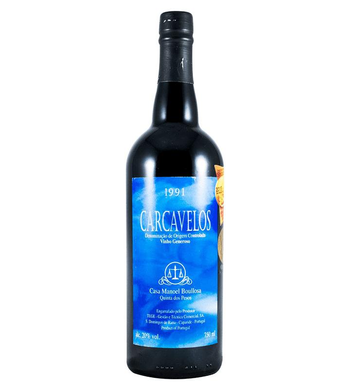 Vinho Generoso de Carcavelos – Casa Manoel Boullosa
