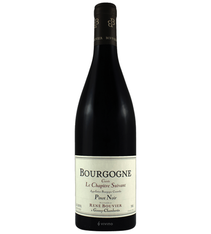 Bourgogne René Bouvier Le Chapitre Suivant Tinto