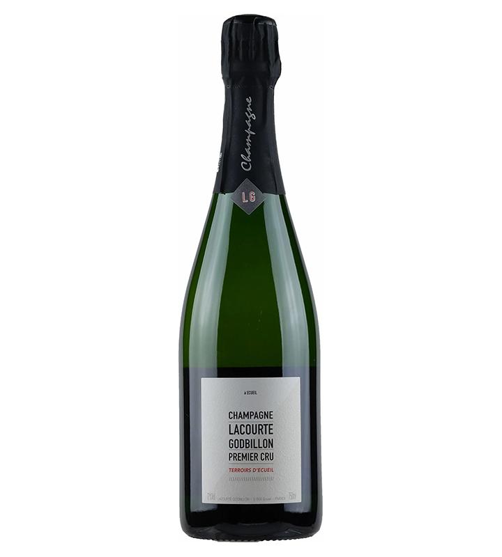 Champagne LaCourte Godbillon – Terroir d' ecueil Brut 1er Cru