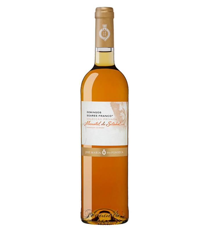 Colecção Privada Domingos Soares Franco – Moscatel de Setúbal (Cognac) 1998