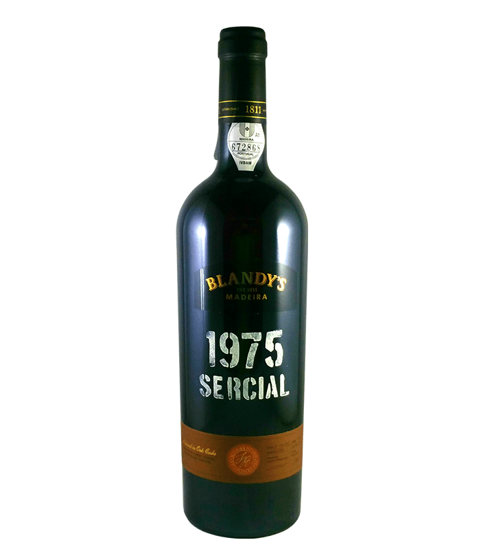 Blandy's Sercial 1975