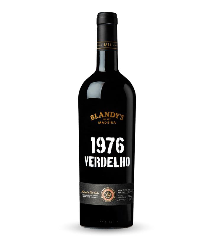 Blandy's Verdelho 1976